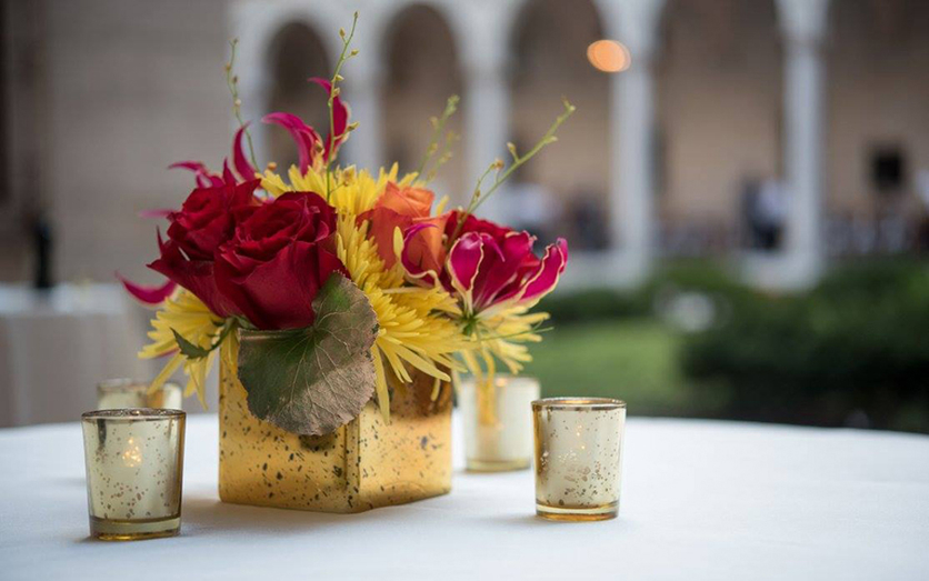 Fun With Flowers: Adding a Floral Element to Your Corporate Event