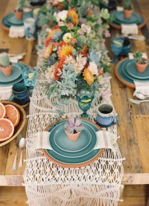 7 Sensational Table Settings for the Summer Season