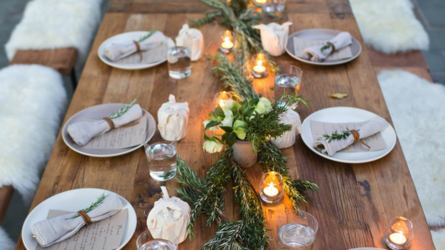 8 Beautiful Table Settings for Fall