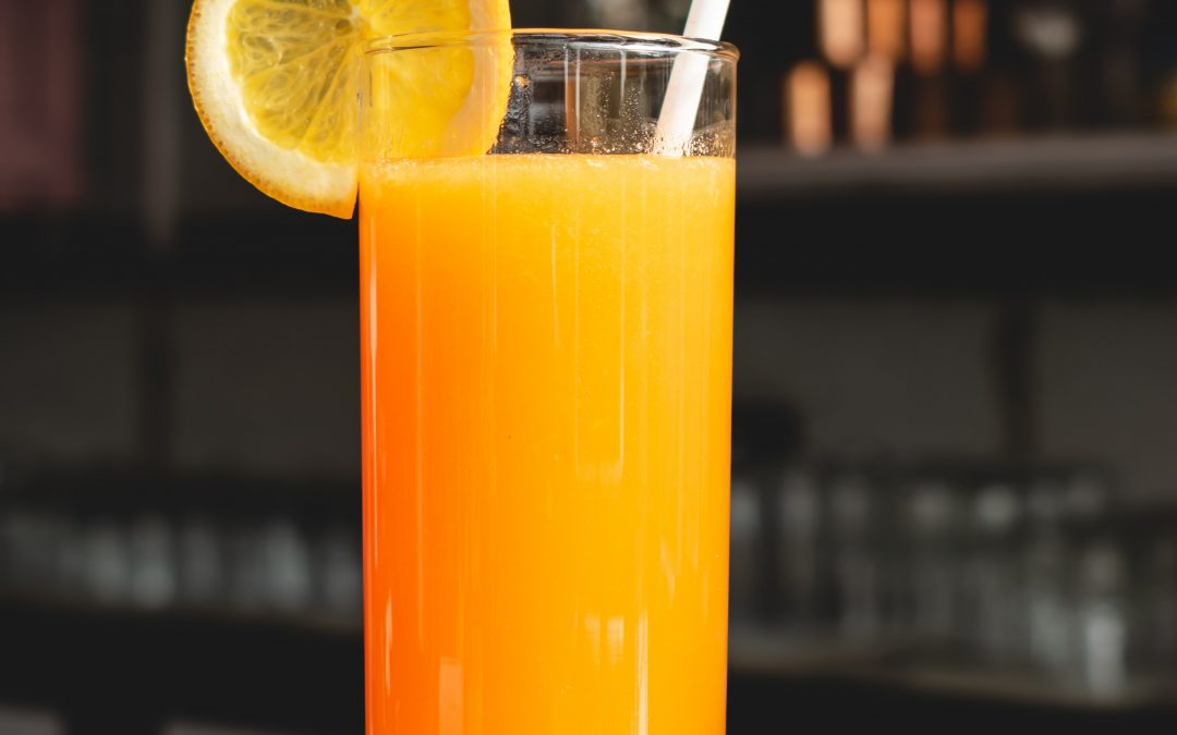 Creative Mocktails to Work into an Open Bar