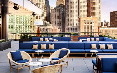 Outdoor Venues in Boston Perfect for In-Person Events