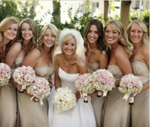 Almond Dresses