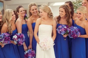 dazzling-blue-bridesmaid-dresses-for-wedding-2014