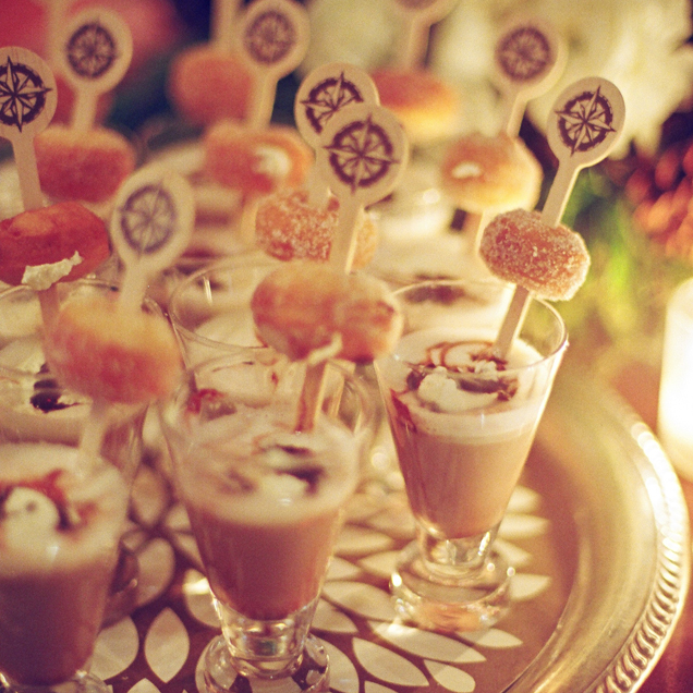 Late Night Snack Ideas For Weddings: A Late Night Snack For Every Season